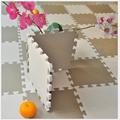 20 pcs Kids EVA Foam Puzzle Play Mat Baby Crawling Game Gym Mat Anti Slide Noise