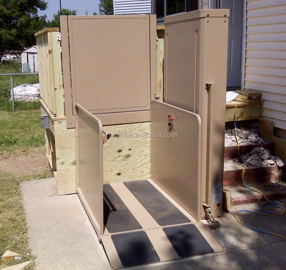 wheelchair elevator cost wheelchair lifts and wheelchair elevators