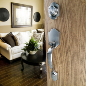 Modern style union door locks,euro exterior gate lock