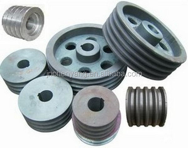 Newest top sell pu belt pulley for htd5m type