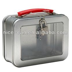 Weihnachten Weißblech Metall box großhandel mini blechdose