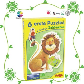 Early Education Baby My First Puzzles a Few Pieces Cardboard Puzzle