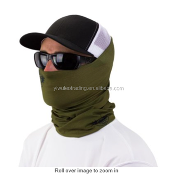 Wholesale Tactical Facemask High Elastic Headband Neck Cover Protection  From Sun Uv Wind Harsh Elements Neck Warmer Ear Mask - Buy Wholesale  Facemask ece25f9df4e