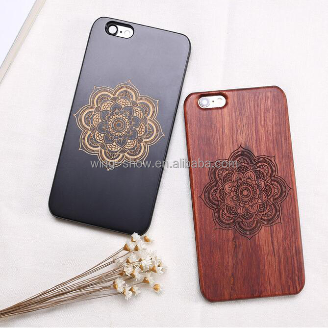Online phone case store,mobile phone <strong>accessories</strong>, custom natural real wood phone case for iphone7