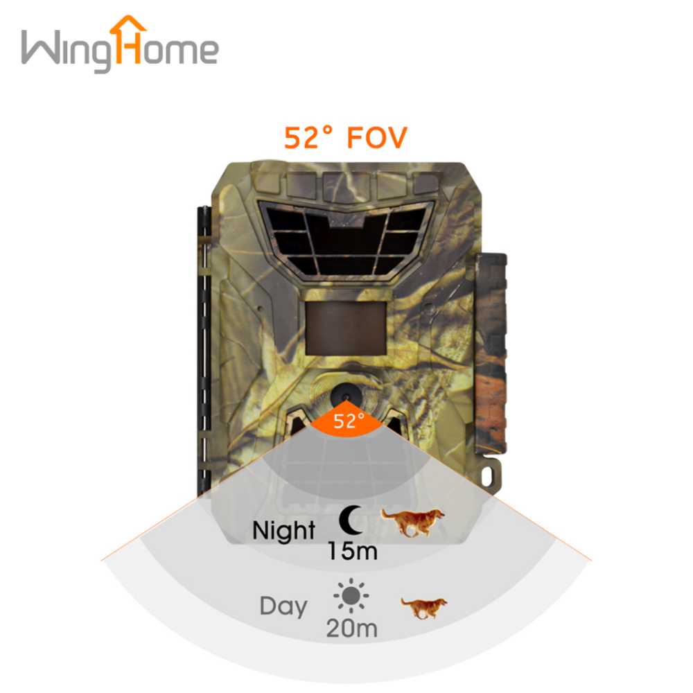 Top 10 Waterproof 24MP Night Vision Wildlife Security Hidden Camera