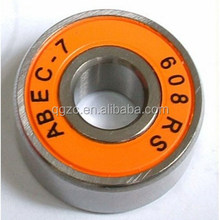 Miniature 608 2Z ABEC7 ABEC9 ABEC11 Ball Bearing for Electric Skateboard