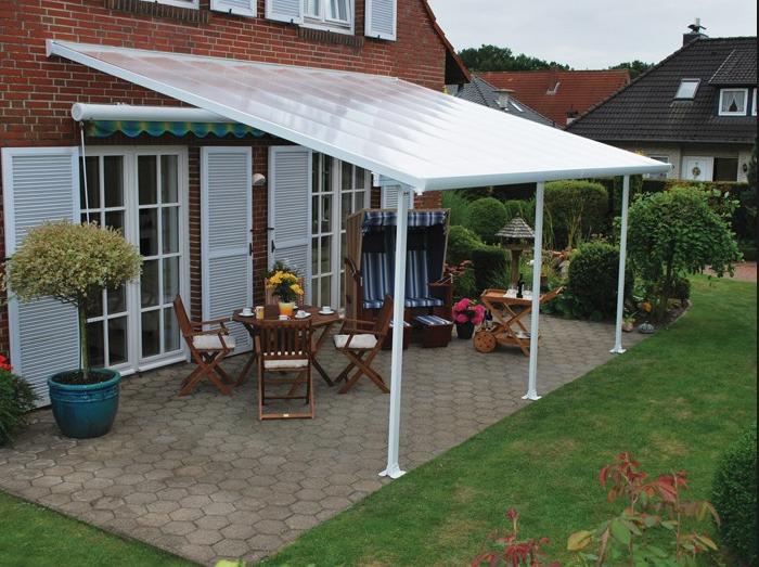 Aluminum Big Canopy Patio Cover Pergola Outdoor Awning