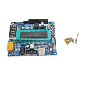 Hot Sale Microcontroller 51 Avr Development Board 4 Digital 7 Segment Led Display Lcd1602