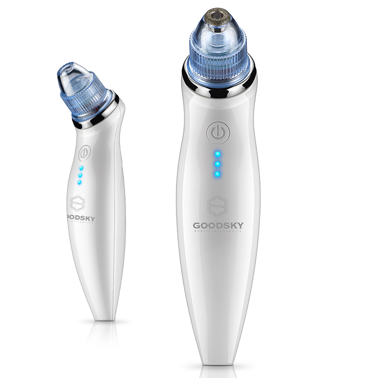 Diamond beauty machine Pores Cleaner Comedo <strong>Blackhead</strong> <strong>Remover</strong> Vacuum Suction For <strong>Nose</strong> and Face cleaning