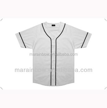 new style f6f38 4cebc Cheap China Sportswear White And Black Stripe Blank Baseball Jerseys  Wholesale Made In China - Buy Blank Baseball Jerseys Wholesale,Cheap China  ...