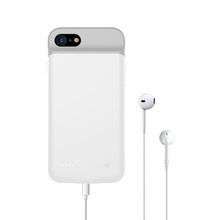 Charging And Listening Music Simultaneously Mobile Power Case External Backup Battery Case For Iphone7
