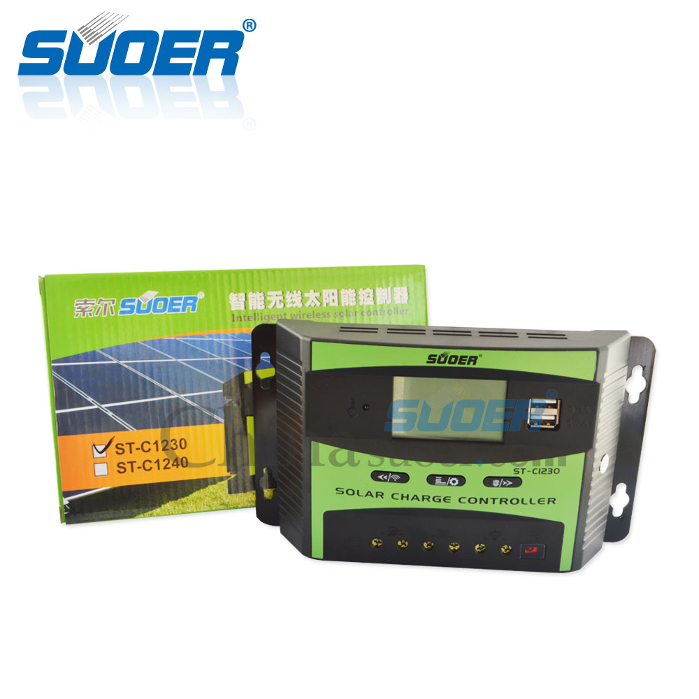 Pwm Charger Controller Suppliers And 20a Solar Charge Street Light 12v 24v Autoswitch Panel Manufacturers At