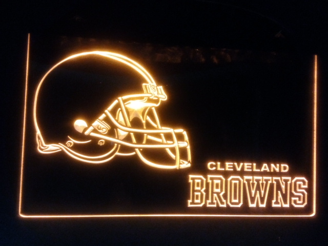 Cleveland Browns Led Night Light