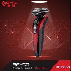 New! Electric Triple Rotary shaver
