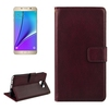 Flip Leather Wallet Case For Note 5, Mobile Phone Housing For Samsung Galaxy Note 5 Case Cover