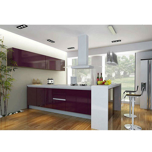 Latest kitchen cabinet design,bamboo kitchen cabinet doors