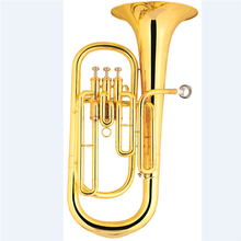 <span class=keywords><strong>Instrumento</strong></span> <span class=keywords><strong>Musical</strong></span> Ouro Lacquer Bb Barítono chave Made in China