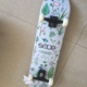 2017 new design 7 ply maple wood skateboard with heat transfer deck