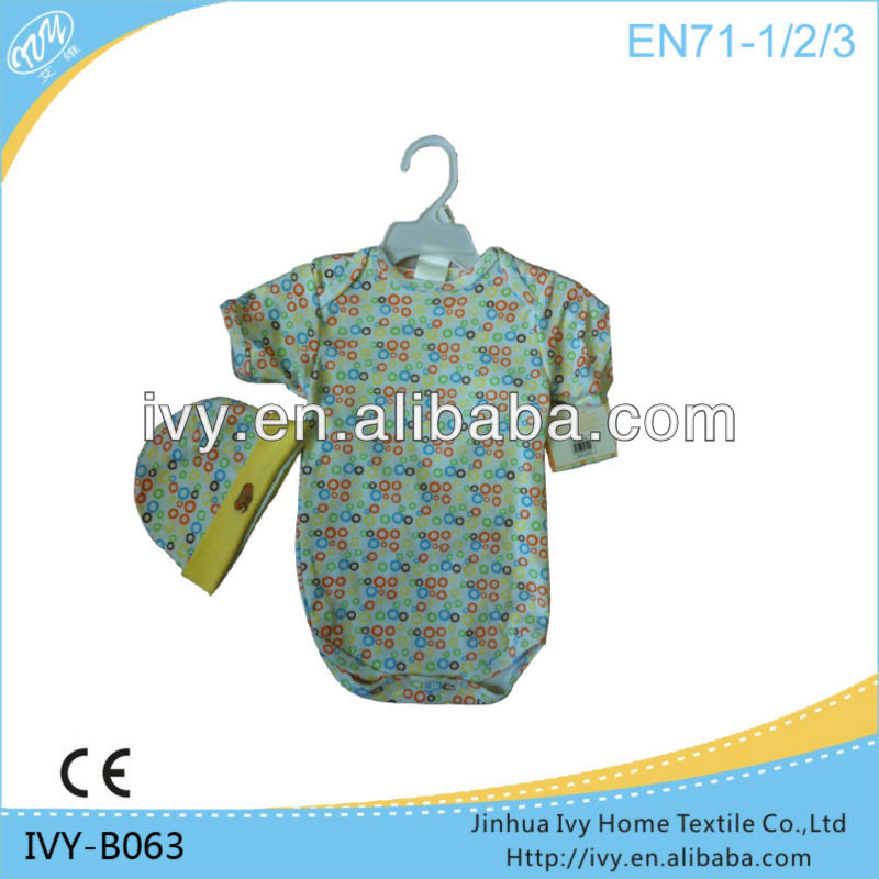 cotton comfortable newborn clothes