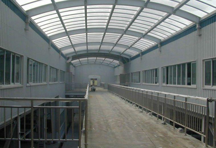 Steel Tubular Structure Arch Hangar Metal Roof Truss Buy
