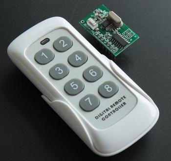8ch 433 Mhz Módulo Súper Regenerativo De Módulo Receptor Con El Transmisor Buy Módulo Receptor Módulo Receptor De Superregeneración Rf Módulo