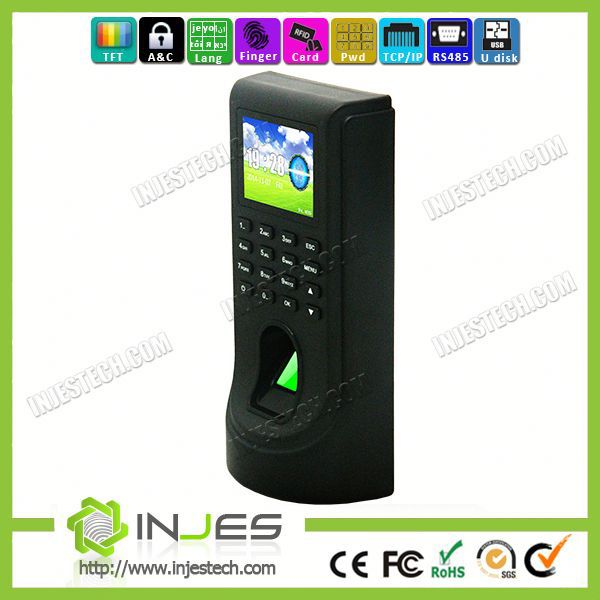 Best Seller Free SDK Keypad TCP IP RFID Card Door Entri System