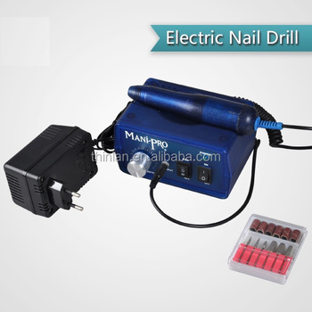 2017 Shenzhen Professional Manicure Nail Drill Machine 30000rpm Strong Dr 268 Electric