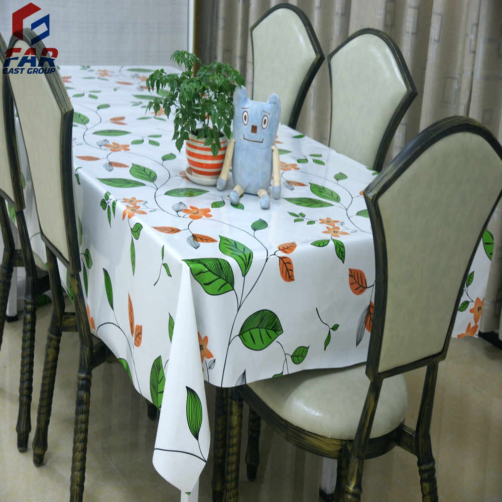 Oilcloth Tablecloth Round, Oilcloth Tablecloth Round Suppliers And  Manufacturers At Alibaba.com