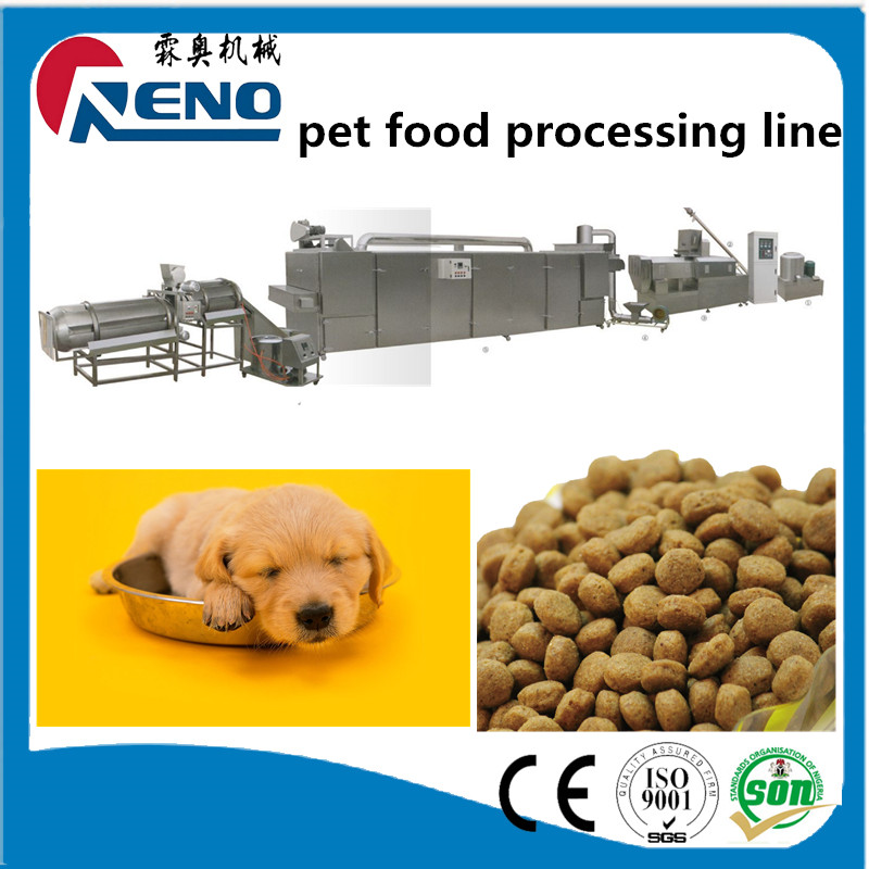 new condition pet meat strip making machine