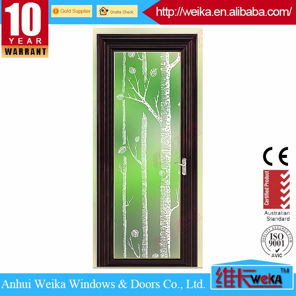 Interior soundproof pvc laminated door,pvc doors prices,pvc bathroom door
