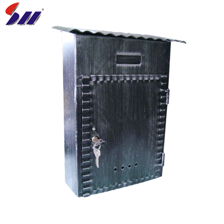 High quality commercial big parcel mailboxes and post