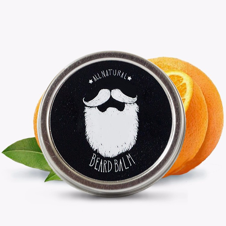 5g 10g natural moisturzing beard balm organic custom mini beard balm