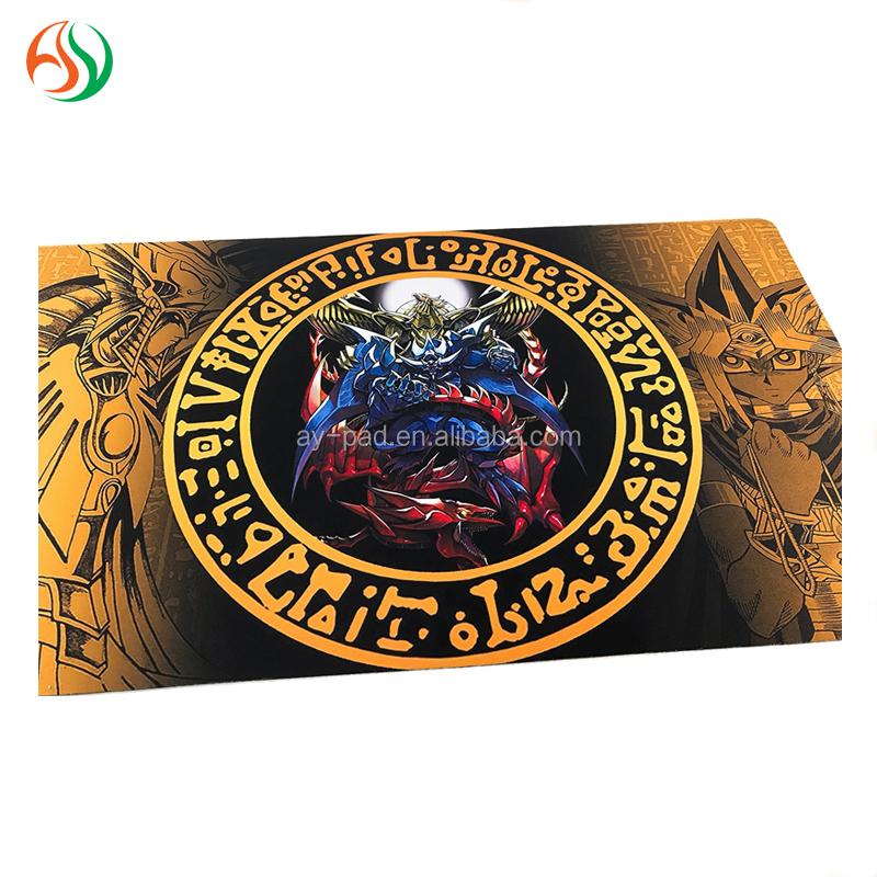 Ay Dark Girl Playmat Yu-gi-oh Game Cards Playmat - Buy Yu