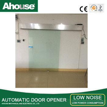 Ahouse Automatic Sliding Glass Door ,microwave Door Opener Sensor  ,automatic Glass Door