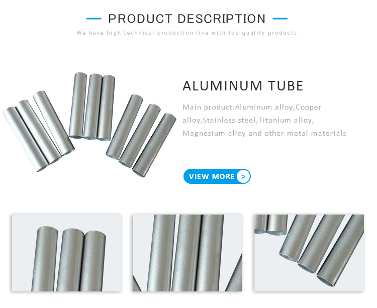 20 Inch Out Diameter Thick Wall Aluminum Irrigation Pipe