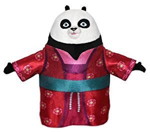 "KUNG FU PANDA - Plush Toy ""Panda Mei Mei"" (11""/28cm) of the movie ""KUNG FU PANDA 3"" 2016 - Super Soft Quality"