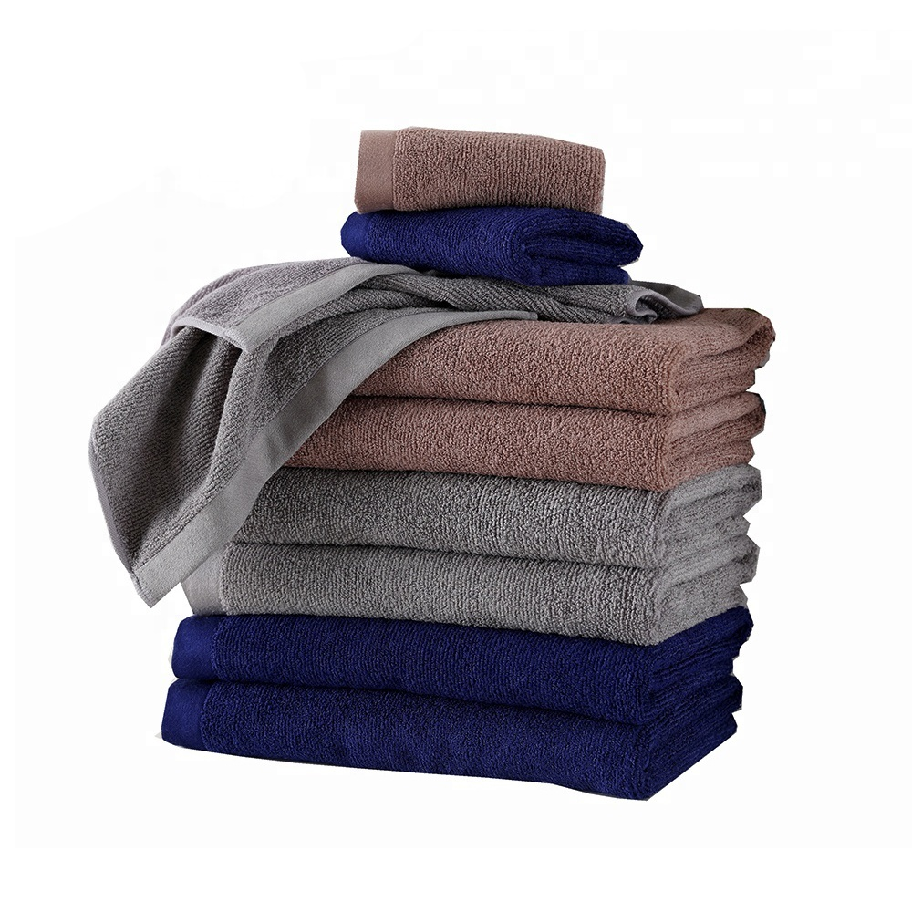 100% organic cotton bath floor towel with its specification