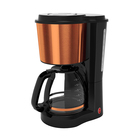 Wholesale PP food grade 1.5L instant electrical coffee maker coffee maker machine