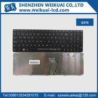 New original laptop keyboard G570 for Lenovo laptop parts