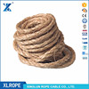 XingLun raw jute fiber rope used on chemical carrier