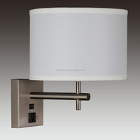 Buy Bedside Hotel Power Outlet Wall Sconce in China on Alibaba.com