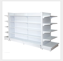 high quality metal gondola mini supermarket shelf for sale