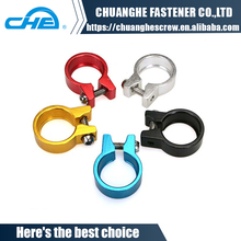Customed bicycle quick release lever clamps