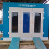WLD8200 Standard Car Paint Booth For Nigeria Hot Selling Car Paint Booth