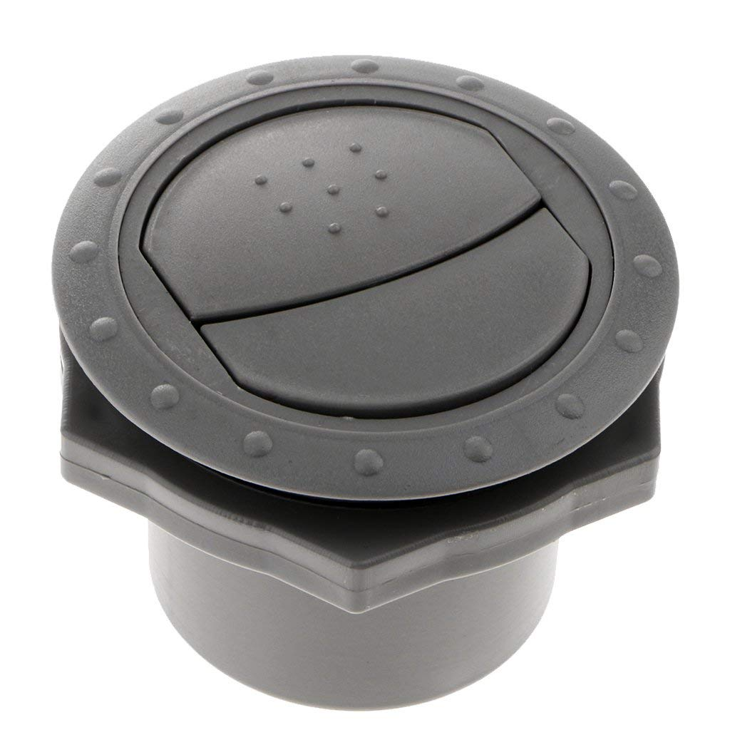 Get Quotations · Baoblaze RV Trailer Yacht Interior Side Roof Air Exhaust  Vent Ventilation Outlet - Grey