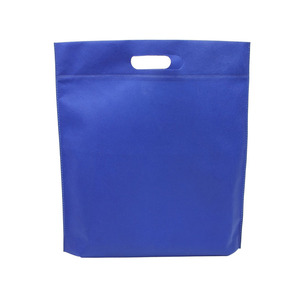 Eye-catching event giveaways promotional environmental wholesale non-woven shopping bag