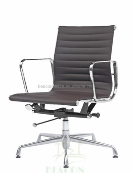 Luxury Leather Chairs office furniture office chair leather chair without wheels,hot
