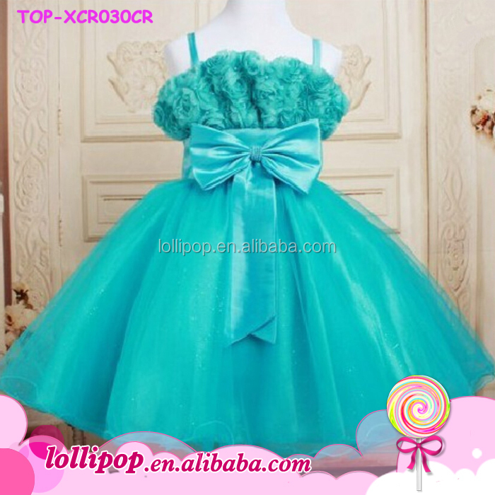 2016 Elegant Baby Girl Wedding Dress Pictures Of Latest Gowns ...