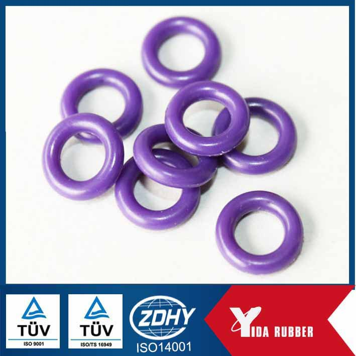 Factory Supplied Round Flat O-ring/ Rubber O-ring Flat Washer/8*1.5 ...
