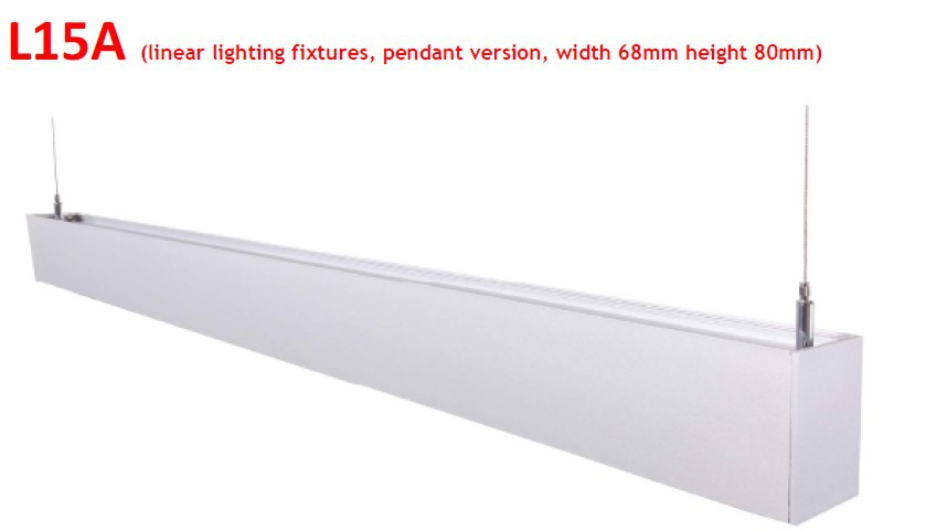 Sl l15d modern led light fixtureoffice fluorescent light fixture sl l15d modern led light fixtureoffice fluorescent light fixturet bar light fixture aloadofball Image collections